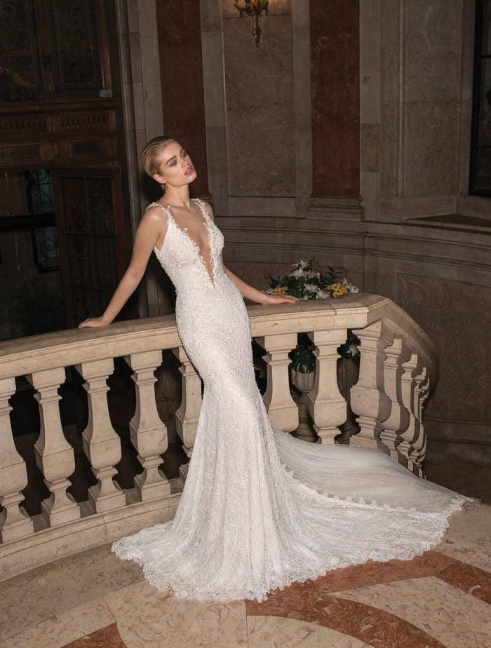 Amani Galia Lahav Bridal Couture Fall 2019