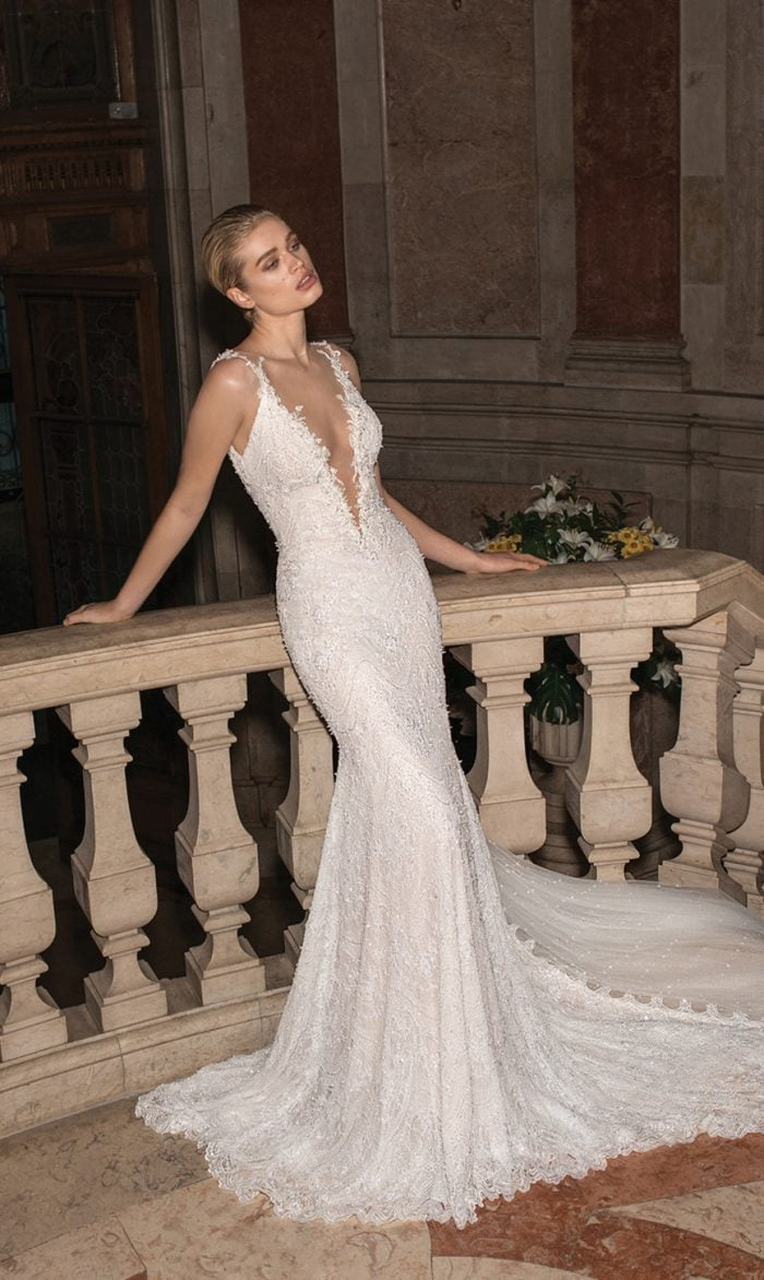 Amani gown by Galia Lahav Fall 2019 wedding dresses