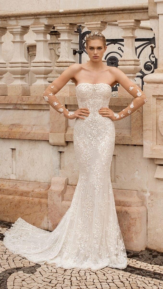 Alba Galia Lahav wedding dress