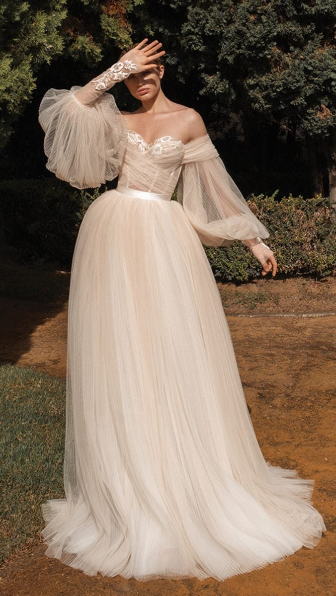 Wedding dresses by Galia Lahav Bellina Gown
