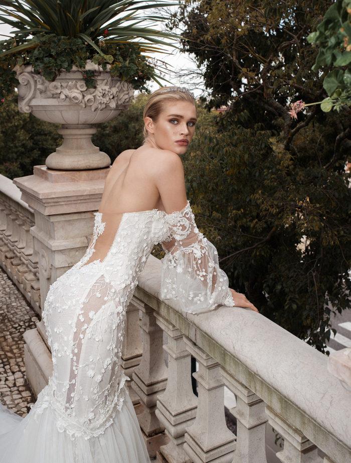 Camilla gown | Galia Lahav Bridal Couture Fall 2019