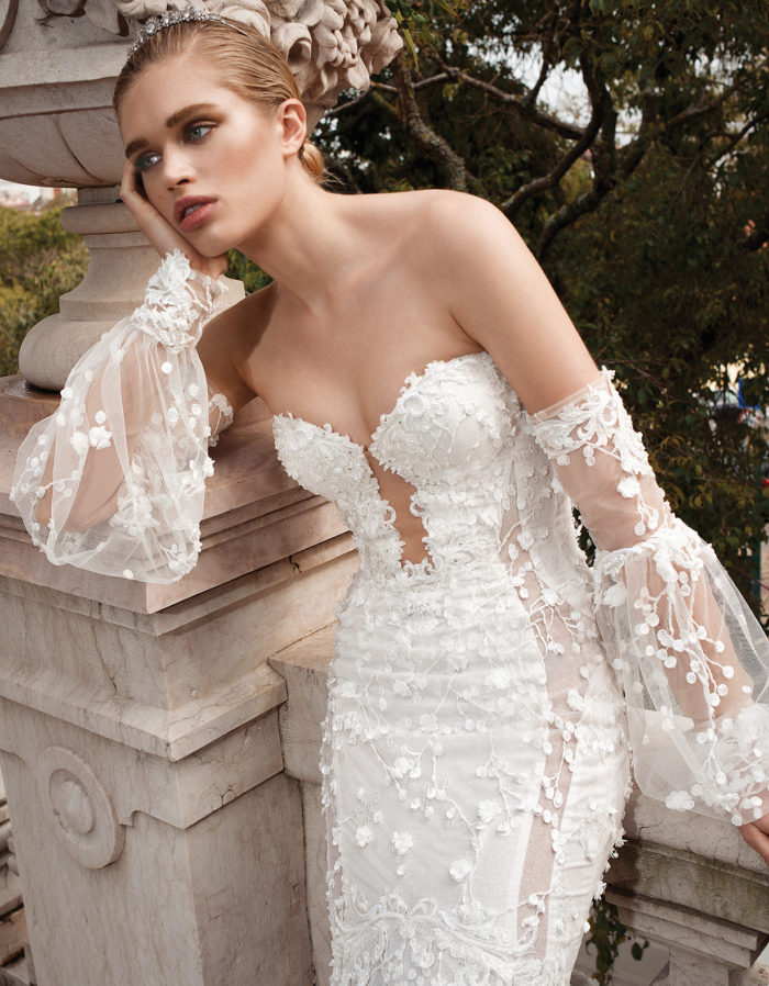 Camilla Galia Lahav Bridal Couture Alegria collection