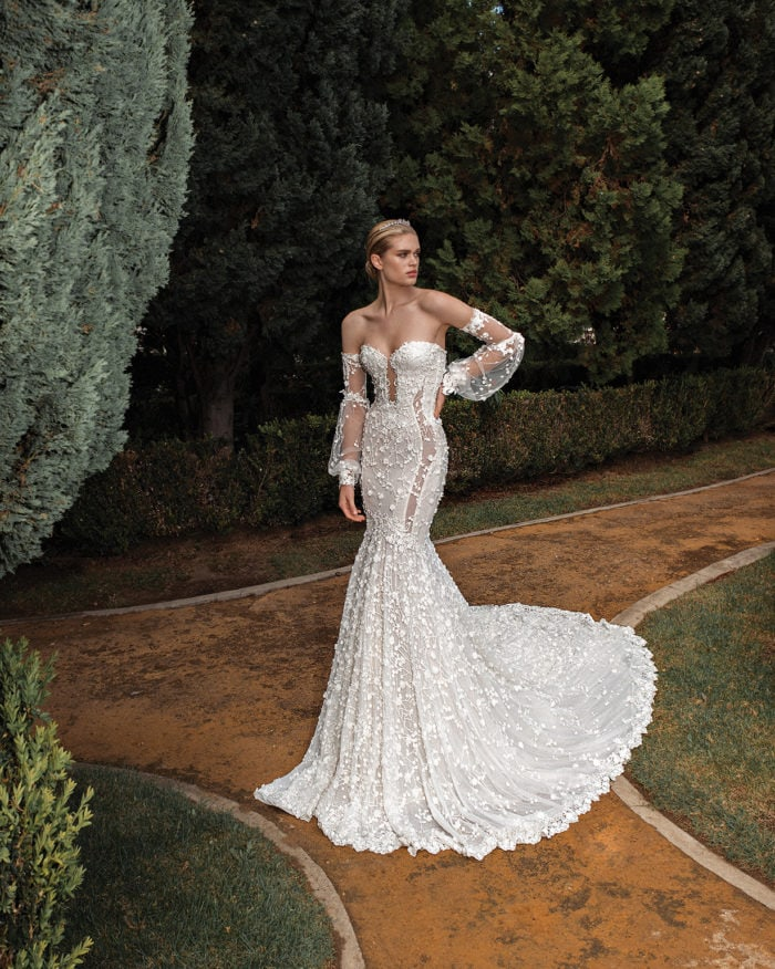 Galia Lahav Fall 2019 Bridal Couture | Camilla Gown