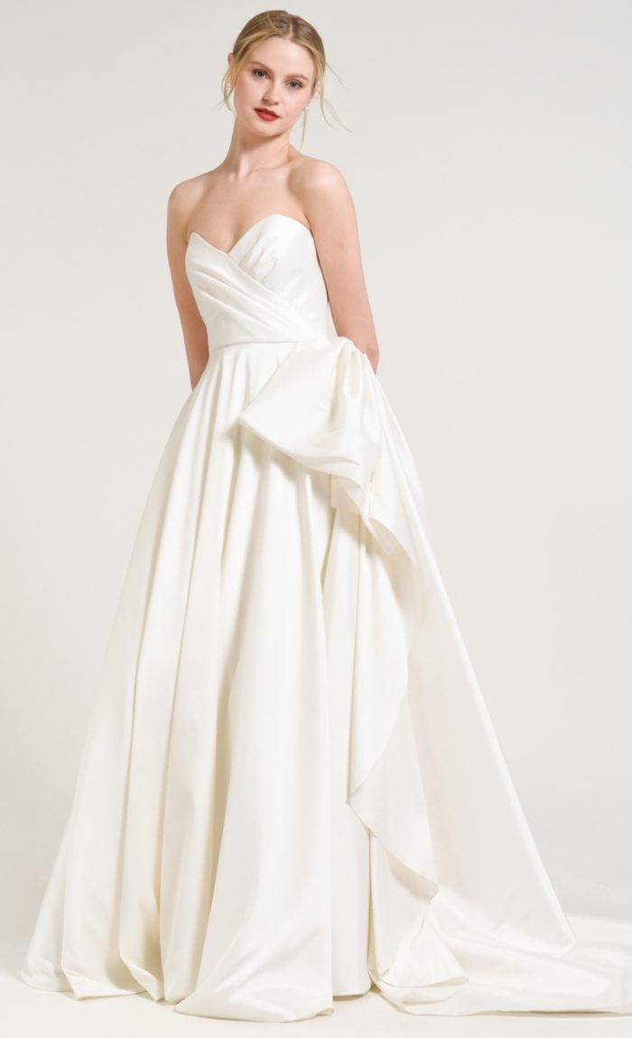Pleated ballgown wedding dress Jenny by Jenny Yoo Charlotte