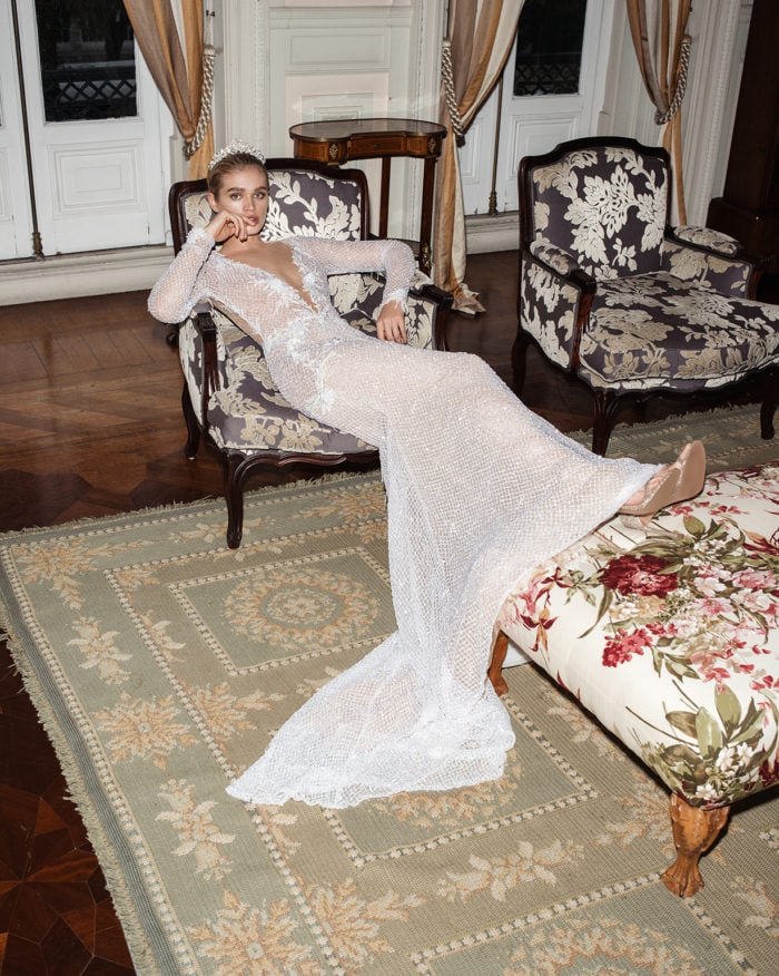 Estelle by Galia Lahav Fall 2019 Bridal Couture