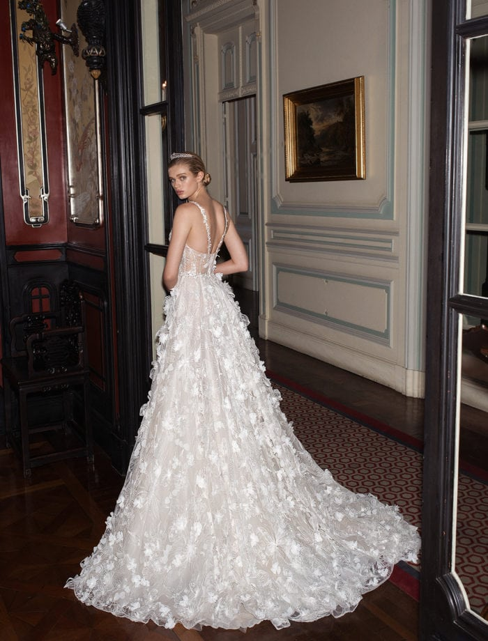 Galia Lahav Fall 2019 Bridal Couture Fabiana gown