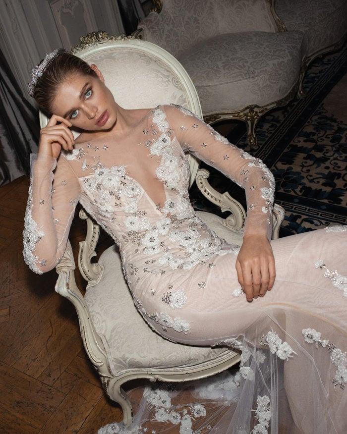 Galia Lahav bridal couture | Nevis Gown