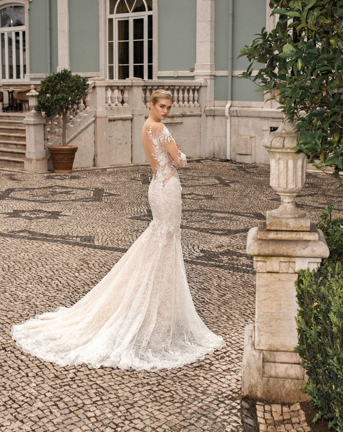 Designer wedding dresses | Galia Lahav 2019 Bridal Couture