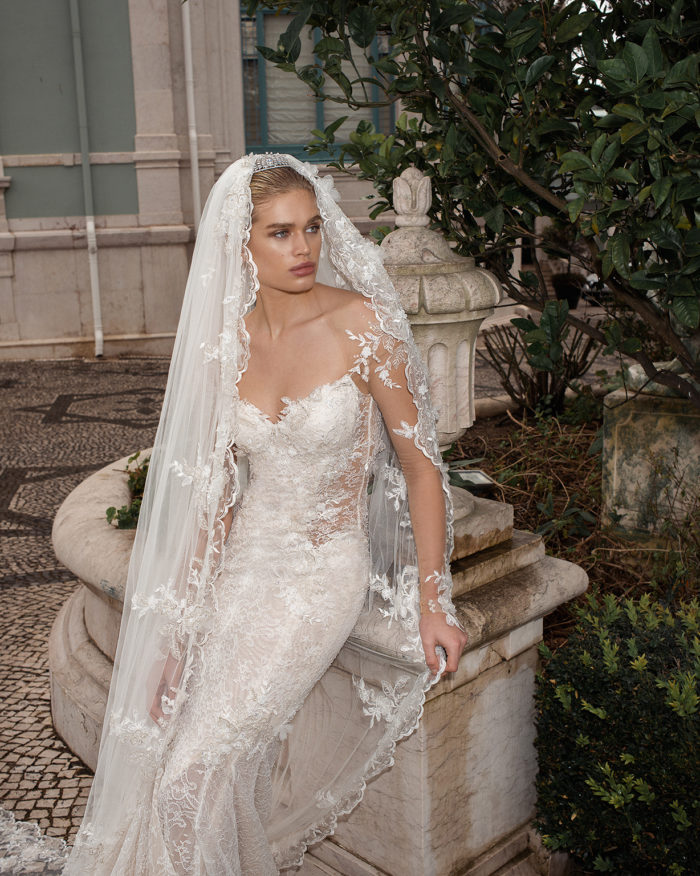 Galia Lahav 2019 Couture Wedding Dresses | Nissa Gown