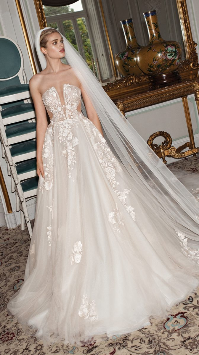 2019 Wedding dresses by Galia Lahav