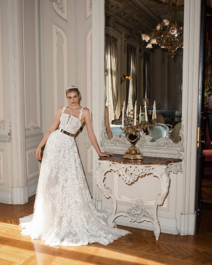 Solange wedding gown by Galia Lahav