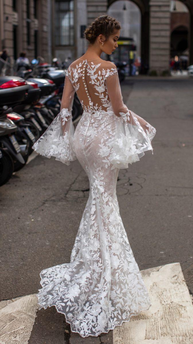 Istanbul bridal designer Tarik Ediz