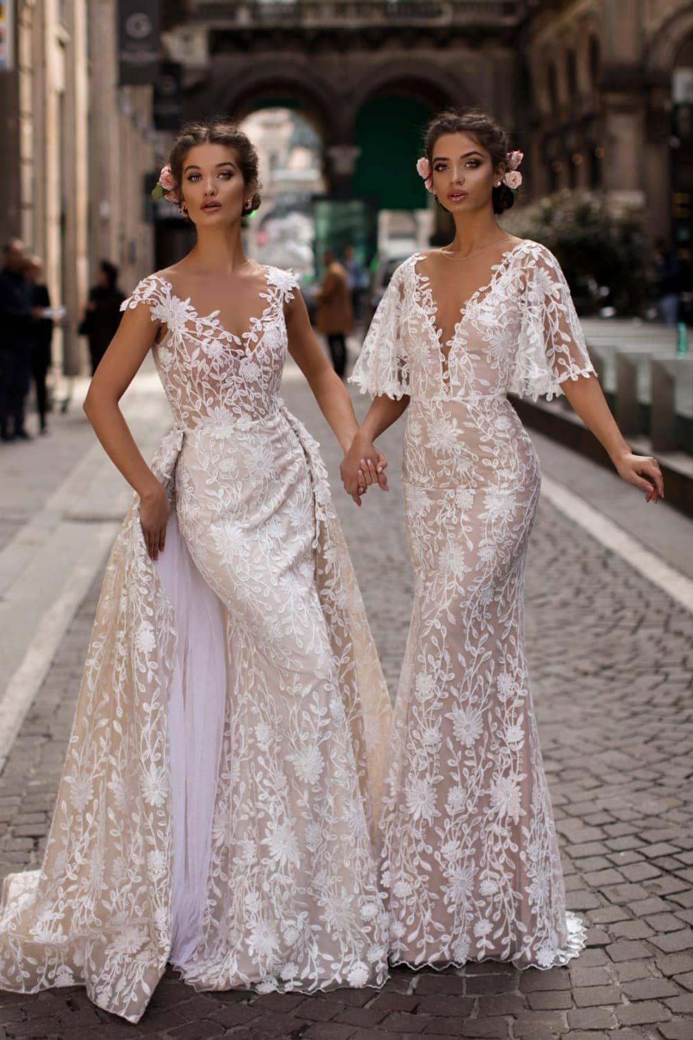 Wedding Dresses By Tarik Ediz The White Collection 2019