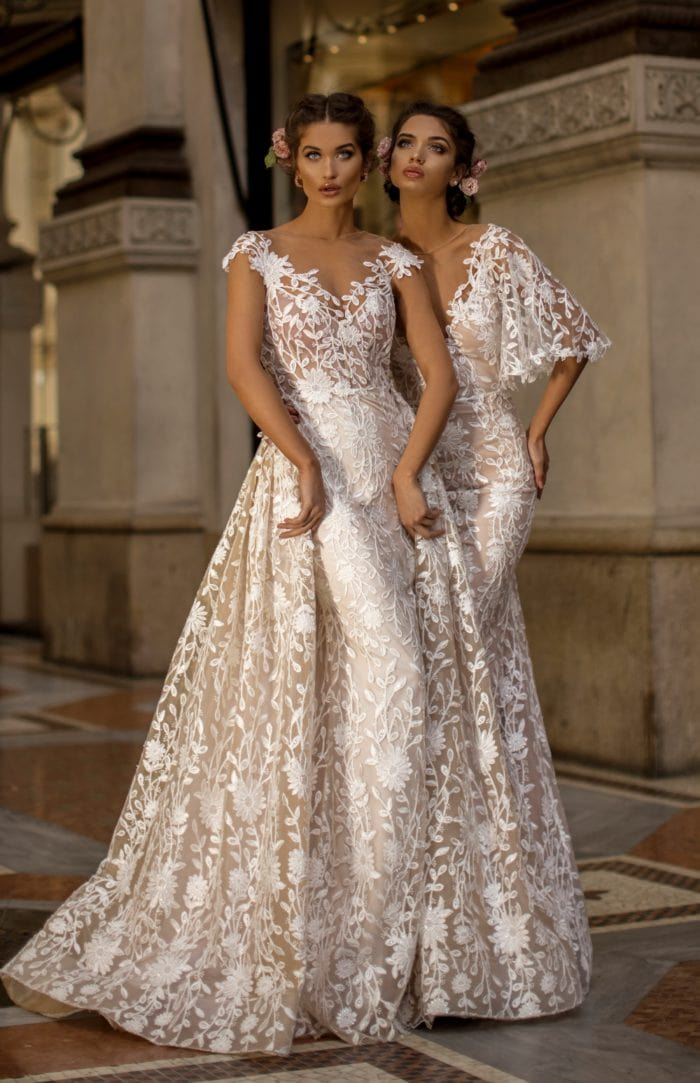 Designer wedding dresses 2019