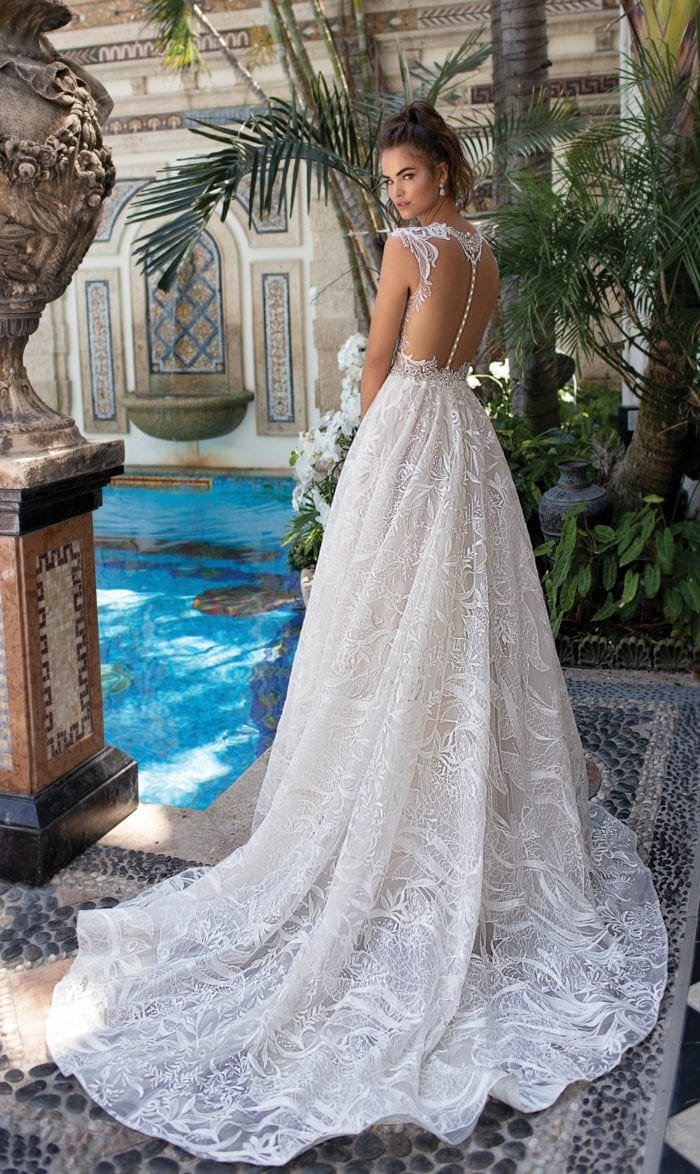 Wedding Dresses by BERTA