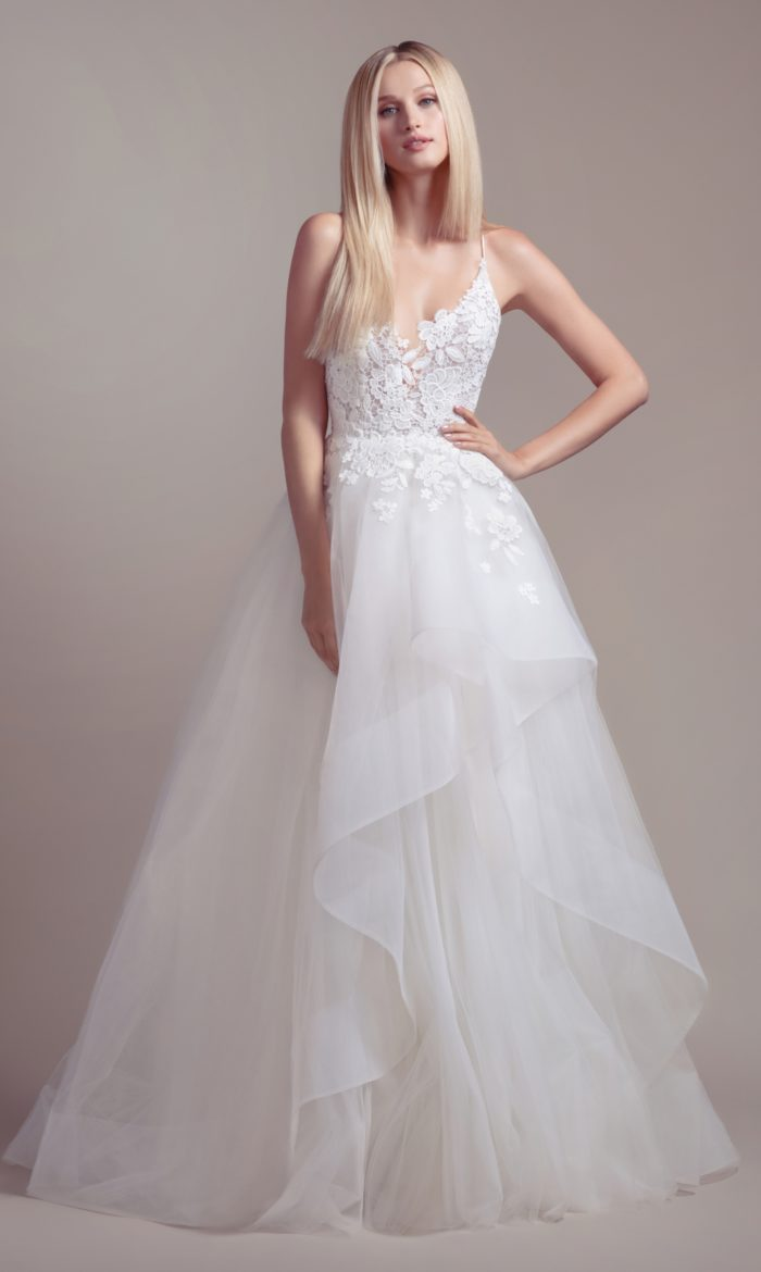 Blush By Hayley Paige Wedding Dresses For Spring 2019