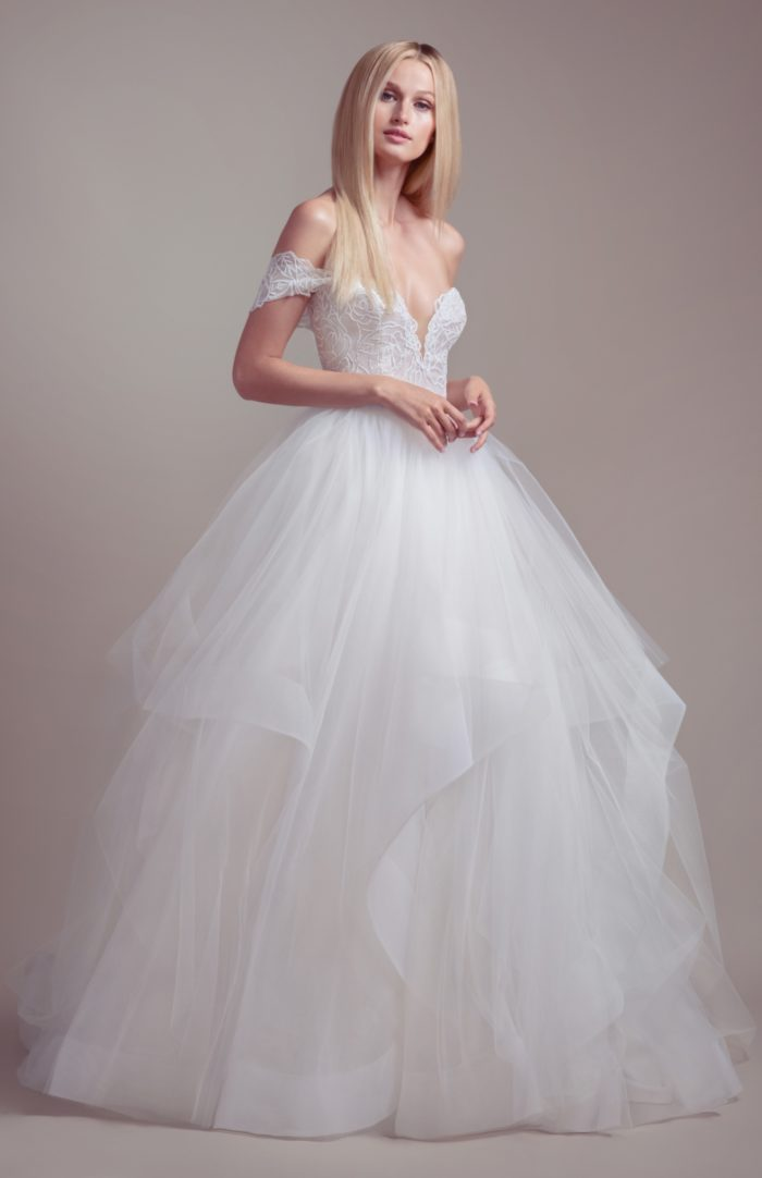 Blush by Hayley Paige wedding dresses 2019