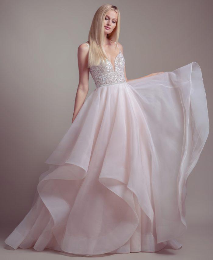 Blush wedding dress Blush by Hayley Paige Phoenix