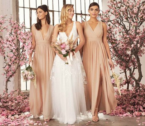 Get bridesmaid dresses for weddings from lulus