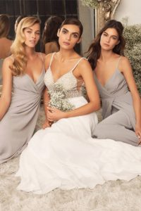 Affordable wedding dresses and bridesmaid dresses from Lulus