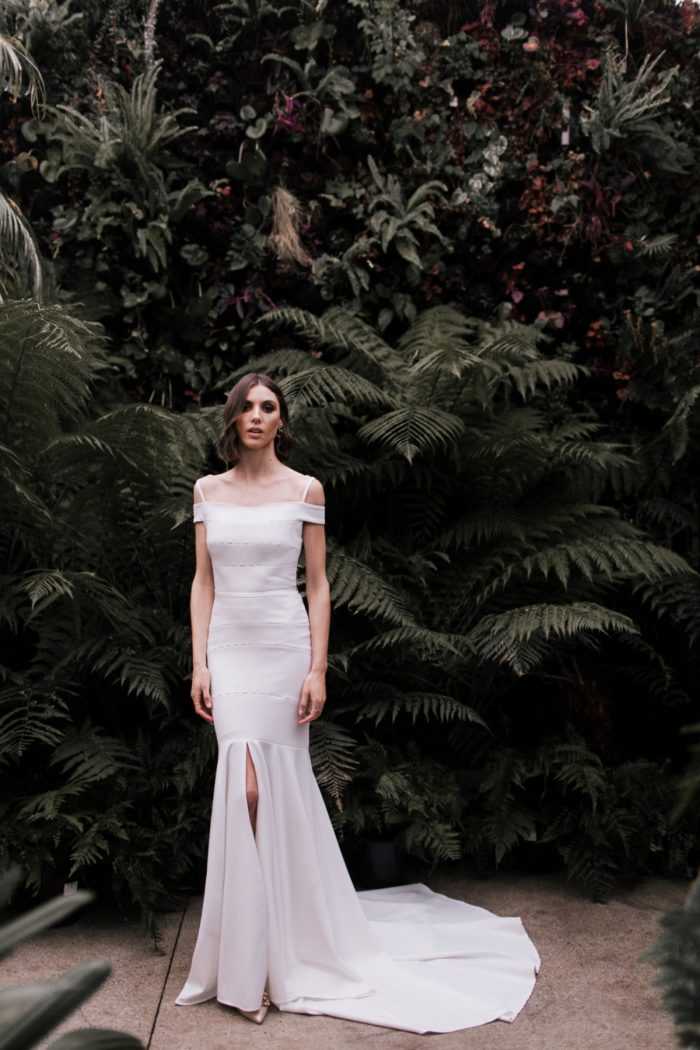 KWH Arianna | Modern wedding dress