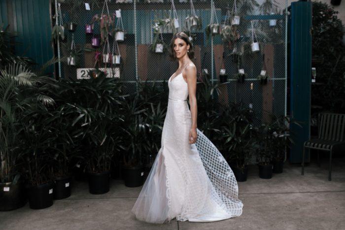 Elodie wedding dress by Karen Willis Holmes