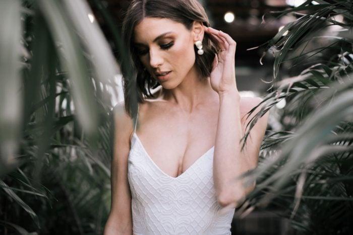 Elodie wedding dress Karen Willis Holmes