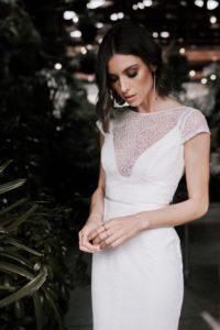Jemma wedding dress by Karen Willis Holmes