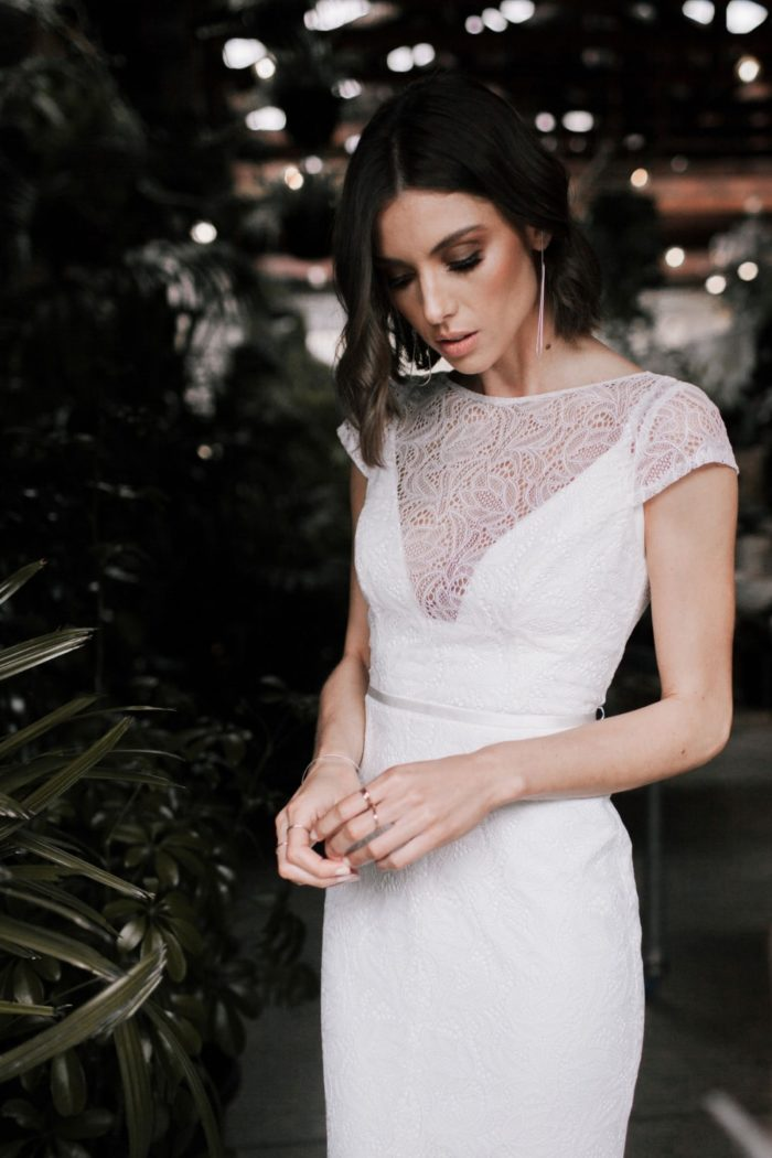 Jemma wedding dress by Karen Willis Holmes