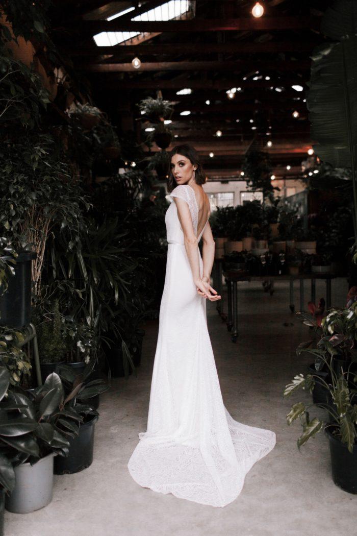 Karen Willis Holmes Jemma Gown