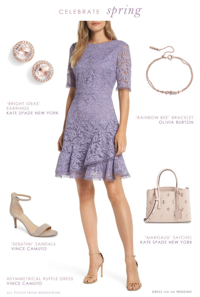 Cute dress and outfit to wear to Easter and Spring Showers and Weddings
