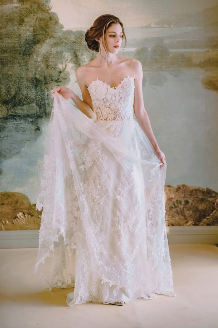 94b9d3b1151 Wedding Dresses by Claire Pettibone  Timeless Bride Collection ...