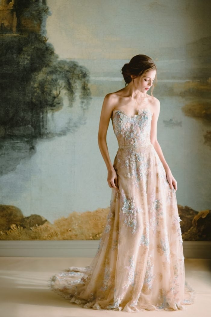 Claire Pettibone Wedding Dresses 2019-2020