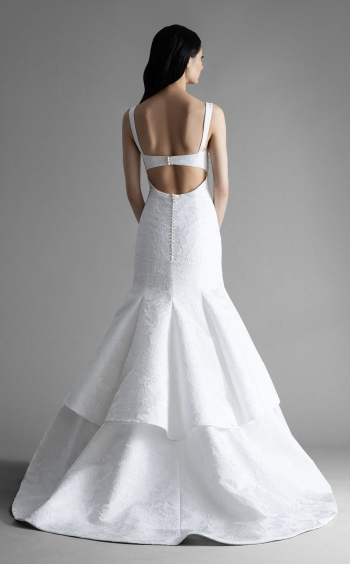 Ellis Allison Webb wedding dress