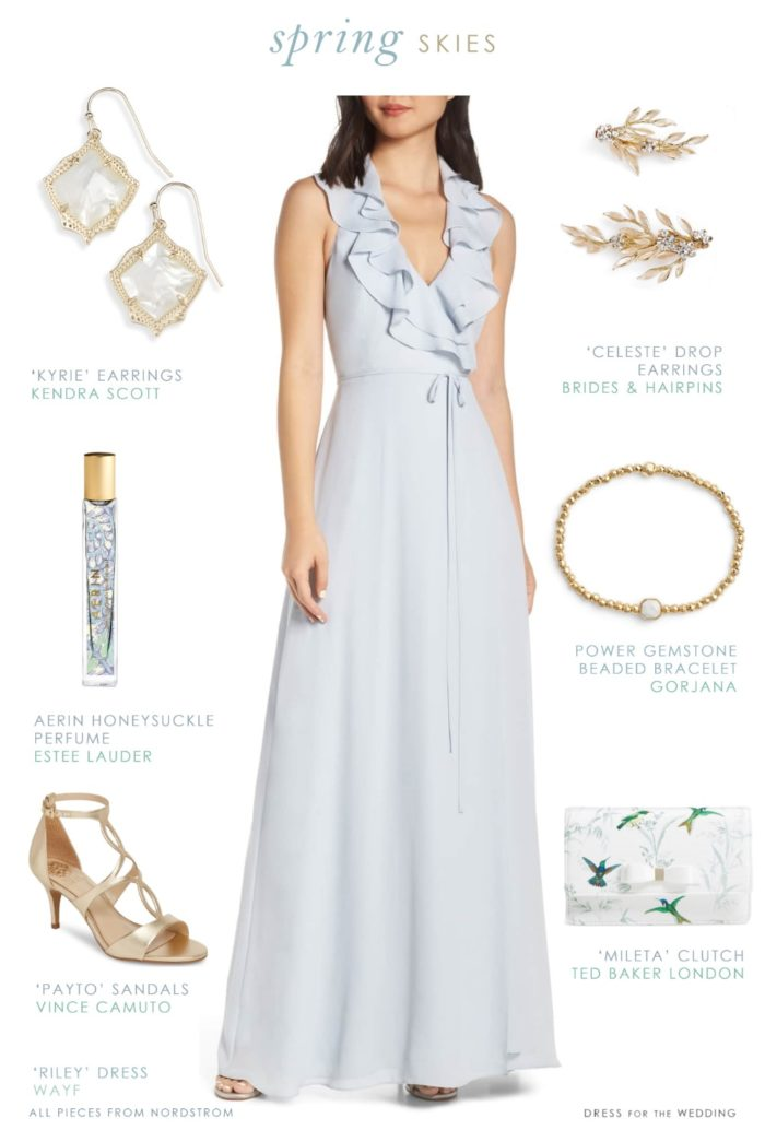 Spring Wedding Attire Ideas From Nordstrom Dress For The Wedding