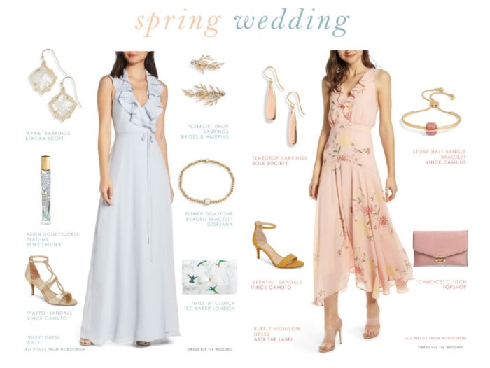 84b8e578680 Spring Wedding Attire Ideas from Nordstrom