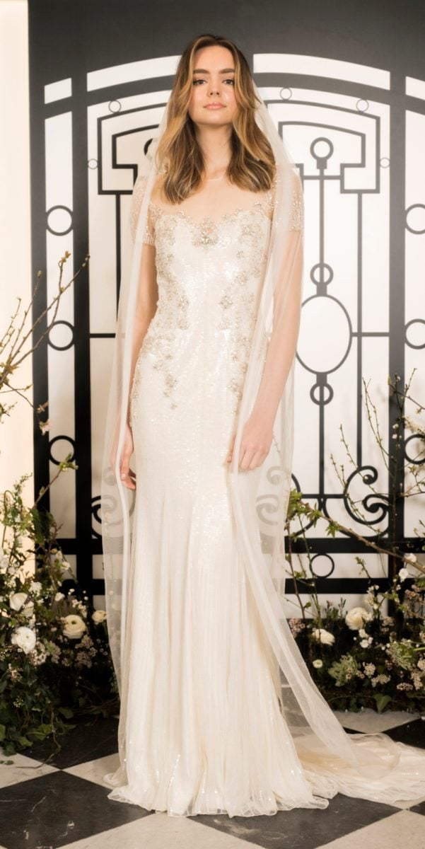 Amalia wedding dress by Jenny Packham 2020