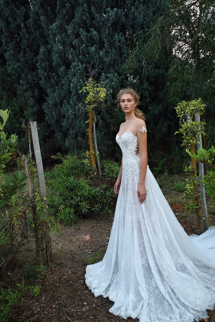 Style G203 GALA by Galia Lahav 2019 Wedding Dresses