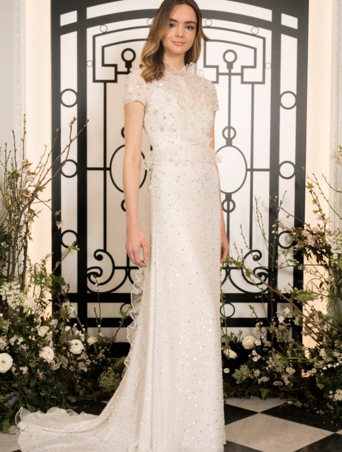 Wedding dresses from Jenny Packham