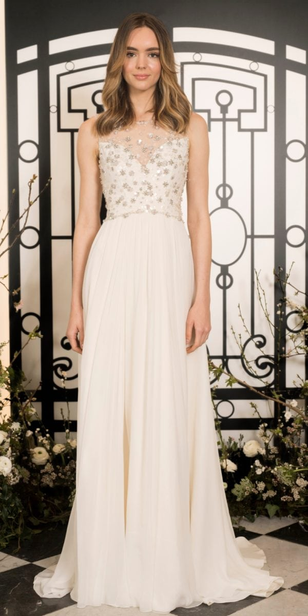 Seine wedding dress by Jenny Packham
