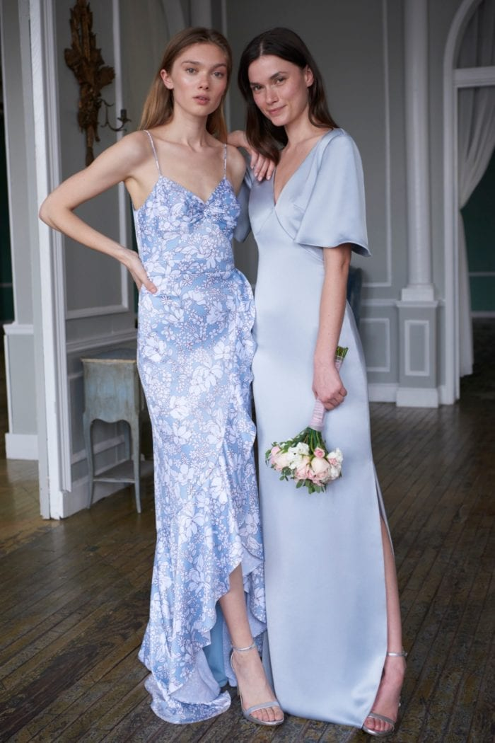 Jocie and Clea Bridesmaid Dresses Monique Lhuillier Bridesmaids