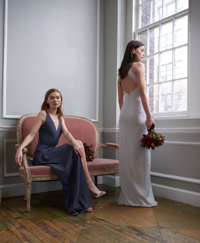 Kaylee and River Gowns by Monique Lhuillier Bridesmaid Dresses 2020