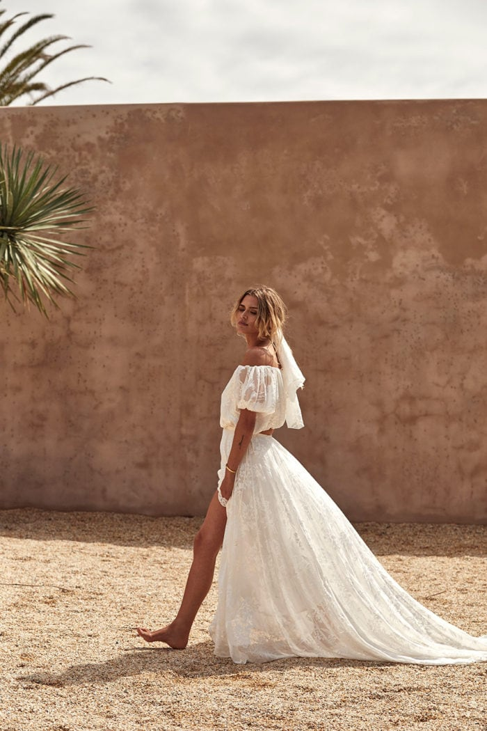 Loyola wedding dress Grace Loves Lace 2020 Collection