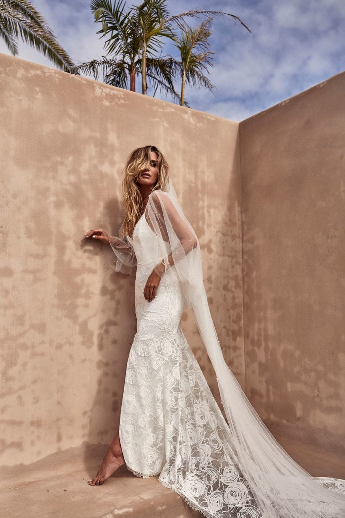 Matti wedding dress Grace Loves Lace 2020 Boho