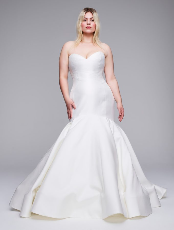 Burton Anne Barge Curve Couture Gown