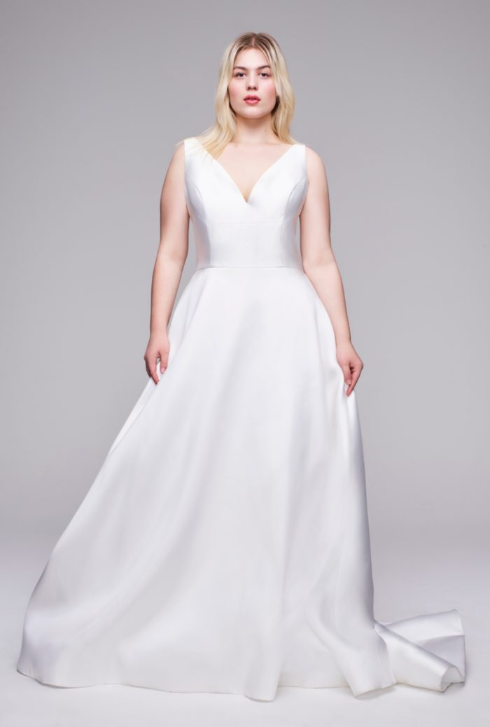 Raquel Gown Anne Barge Curve Couture