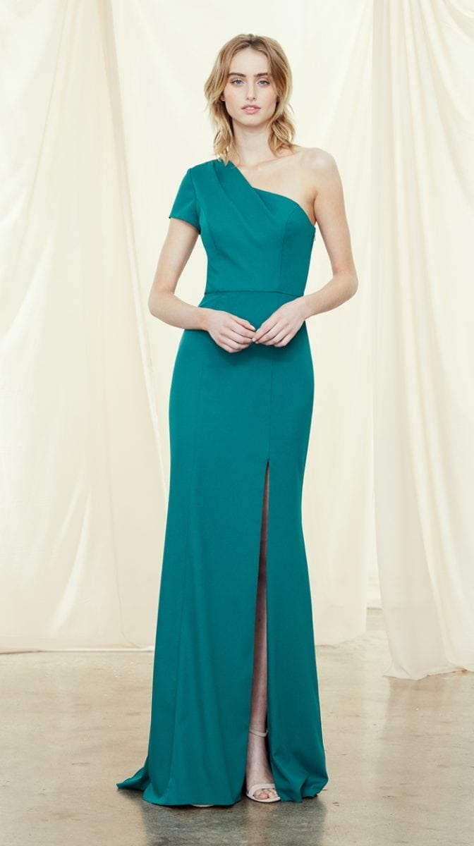Nadia bridesmaid dress Amsale Fall 2019