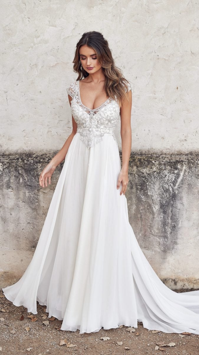 Anna Campbell Wedding Dresses The Lumiere Collection Dress For