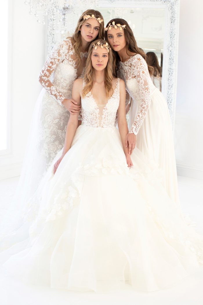 Bridal gowns for 2019