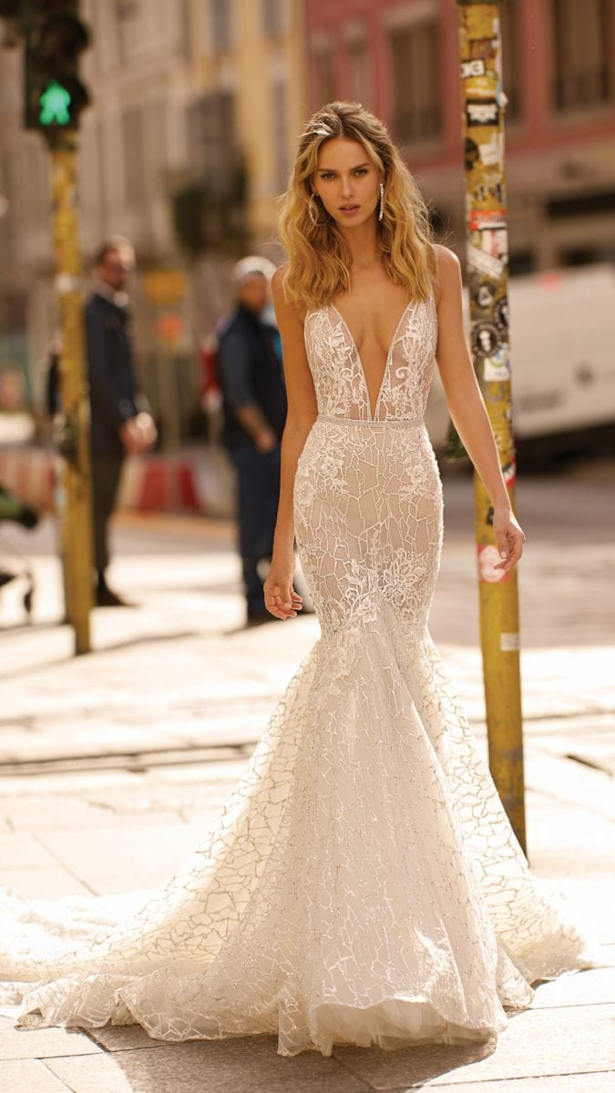 Mermaid Berta Bridal Gown Spring 2020